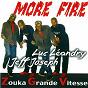 Album More fire / zouka grande vitesse de Jeff Joseph / Luc Léandry