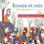 """Album Écoute et vois: michel wackenheim chante avec les enfants """"25 chants religieux pour les 6-10 ans"""" de Nathalie Lemoye / Michel Wackenheim / Les Colibris"""
