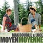 Album Moyen moyenne (single) de Luce / Max Boublil