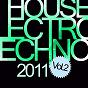 Compilation House electro techno 2011, vol. 2 avec Luis Moralez / DJ Ecko / Eulises Gonzales / DJ Dubi / Funkadeluxe...