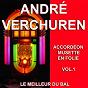 Album Accordéon musette en folie, vol. 1 (Le meilleur du bal) de André Verchuren et Son Orchestre