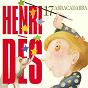 Album Henri dès, vol. 17 : abracadabra (12 chansons + versions instrumentales) de Henri Dès