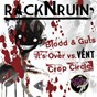 Album Blood & guts ep de Racknruin