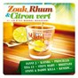 Compilation Zouk, rhum & citron vert (by 'le P'tit makrel magazine') avec Tanya Saint Val, Jamadom / Fanny J / Priscillia / Stony / Breetany...