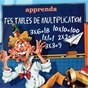 Album Apprends tes tables de multiplication de Les Hérissons