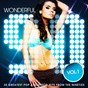 Compilation Wonderful 90s, vol. 1 (30 greatest pop and disco hits from the nineties) avec Vivian B / Mato Grosso / American Boys / Bad Girls / Spencer Group...