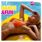 Compilation Sea, dance & fun avec Spankers, Snoop Dog, Coolio / Global Deejays / Charly Rodríguez / Pink Coffee / Laidback Luke...