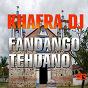 Album Fandango tehuano de Khafra DJ