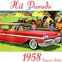"""Compilation Hit parade 1958 avec Sheb Wolley / Domenico Modugno / The Everly Brothers / Elvis Presley """"The King"""" / David Seville..."""