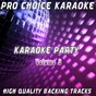 Album Karaoke party, vol. 3 (sing your favourite karaoke hits) de Pro Choice Karaoke