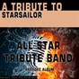 Album A tribute to starsailor (karaoke version) de All Star Tribute Band
