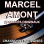 Album Chansons françaises (20 succès originaux) de Marcel Amont