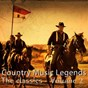 Compilation Country music legends: the classics, vol. 2 avec Harry Choates / Roy Acuff / Cliffie Stone / Lone Star Playboys / Sonny Hall...