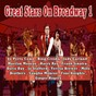 Compilation Stars on broadway, vol. 1 avec Four Knights / Teresa Brewer / Frank Sinatra / Bing Crosby / Ginger Rogers...