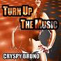 Album Turn up the music de Cryspy Bruno