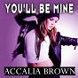 Album You'll be mine de Accalia Brown