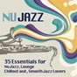 Compilation Ultimate nu jazz sounds (35 essentials for nu jazz, lounge, chillout and smooth jazz lovers) avec L.E.D. / Cesare Dell'anna, Tarantavirus / Brass / St. Clair / Sicania Soul...