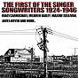 Compilation The first of the singer songwriters 1924 - 1946 avec Matty Matlock / Hoagy Carmichael / Fletcher Henderson / Duke Ellington / Red Mckenzie...