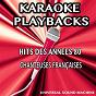 Album Hits des années 80 - chanteuses françaises (karaoke playbacks) de Universal Sound Machine