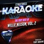 Album Stagetraxx karaoke : the very best of willie nelson, vol. 2 (karaoke version) de Toby Adkins