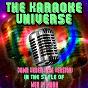 Album Down under (live) (karaoke version) (in the style of men at work) de The Karaoke Universe