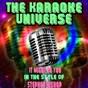 Album It might be you (karaoke version) (in the style of stephen bishop) de The Karaoke Universe