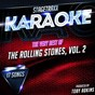 Album Stagetraxx karaoke : the very best of the rolling stones, vol. 2 (karaoke version) de Toby Adkins