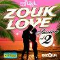 Compilation Zouk love session, vol. 2 avec Lynnsha / Perle Lama / Lorenz / Leïla Chicot / Kim, Stony...