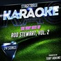 Album Stagetraxx karaoke : the very best of rod stewart, vol. 2 (karaoke version) de Toby Adkins