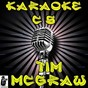 Album Karaoke hits of tim mcgraw, vol. 1 de Karaoke Compilation Stars