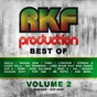 Compilation RKF production best of, vol. 2 (all the best reggae, ragga, hip hop tunes of RKF production) avec Val / Duke Salomon / Taïro / Takana Zion / Lyricson...
