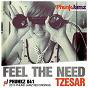 Album Feel the need de Tzesar