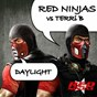Album Daylight de Terri B! / Red Ninjas