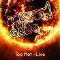 Album Too hot (live) de Kool & the Gang