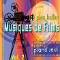 Album Les plus belles musiques de films pour piano seul, vol. 2 de Michele Garruti / Giampaolo Pasquile