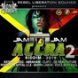 Compilation Jam jam accra, vol. 2 (riddim 2014) (rebel liberation soundz presents) avec CJ Real / Skippa Linkin / Voices / Capital I.C.E / Clip C...