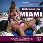 Compilation Welcome to miami (the clubbing sound of the miami music conference) (8th anniversary edition 100% clubhits) avec Chryss Bond / Jed Ameziani / Division 4 / DJ X-Taze / Hubert Oaks...