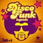 Compilation Disco funk legends avec Al Blamo / Oliver Cheatham / Gloria Gaynor / Michael Zager Band / Tina Charles...