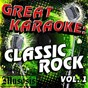 Album Great karaoke: classic rock, vol. 1 de Musosis