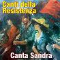 Album Canti della resistenza de Sandra