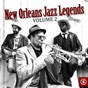 "Compilation New orleans jazz legends, vol. 2 avec King Oliver & His Dixie Syncopators / Joe ""King"" Oliver / Luis Russell & His Orchestra / Willie Jackson / Cookie's Gingersnaps..."