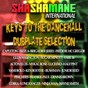 Compilation Keys to the Dancehall (Dubplate Selection) (Shashamane International Presents) avec Bushman / Freddie MC Gregor / Glen Washington / Sugar Minott / Shaggy Wonder...