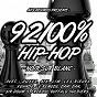 Compilation 92100% hip-hop, vol. 3 (noir sur blanc) avec Dan Dany / Sixième Aks / Moebius / Rieurs / Sakage Kronik...