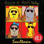 Album Rock n'  roll baby: soultown, vol. 5 de Rock N' Roll Baby Lullaby Ensemble