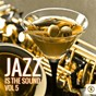 Compilation Jazz is the sound, vol. 5 avec Rudy Vallee & His Orchestra / Louis Jordan / Al Jolson / Ben Hammond & Orchestra 9 / Billie Holiday...
