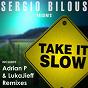 Album Take it slow (remixes) de Sergio Bilous