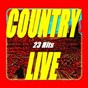 Compilation Country live (23 hits) (live) avec Freddy Fender / Asleep At the Wheel / Merle Haggard / Pam Tillis / Lee Greenwood...