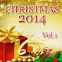 Compilation Christmas, vol. 1 avec David Whitfield / Carmen Mc Rae / Sammy Davis Jr. / Gordon Macrae / Brenda Lee...