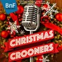 """Compilation Christmas crooners (the best christmas songs from frank sinatra to elvis presley) avec The Eligibles / Dean Martin / Frank Sinatra / Elvis Presley """"The King"""" / Louis Amstrong & His Orchestra..."""
