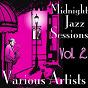 Compilation Midnight jazz sessions, vol. 2 avec Grant Green / Clifford Brown / Nancy Wilson / Julie London / Quincy Jones...